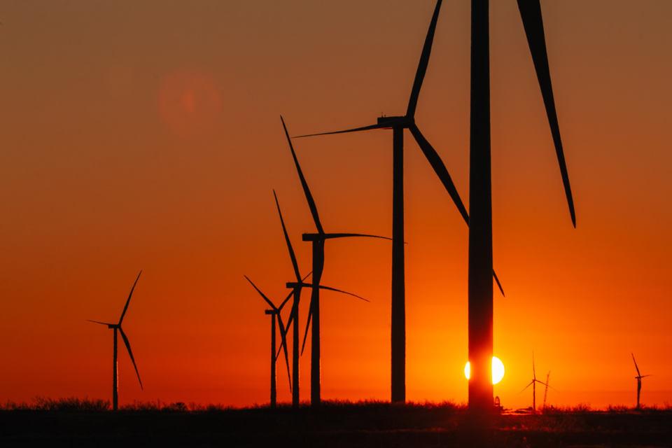 Engie | Jumbo Hill Wind Project